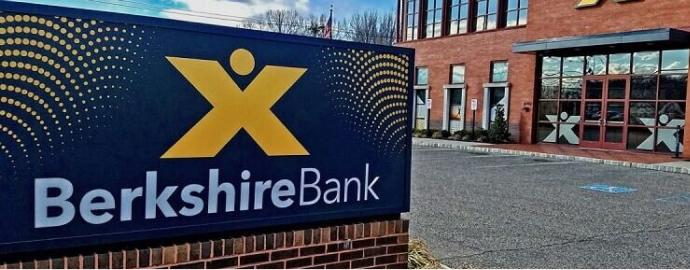Berkshire Bank sign